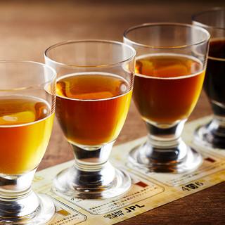 話題のクラフトビールが生で飲める!