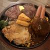 クレイジーベアー ステーキ&ハンバーグ専門 - 料理写真: