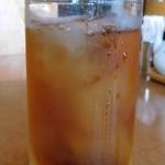 中国料理 杏花飯店 - アイスウーロン茶