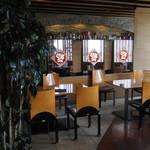中国料理 杏花飯店 - 客席