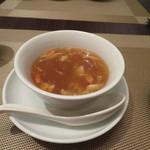 HAMA SYOU - たらば蟹とフカヒレスープ