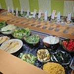 ブロンコビリー - 料理写真:サラダバー