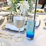 岩崎台倶楽部 グラスグラス - オーシャンブルー