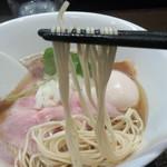 神保町 黒須 - 麺