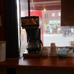 肉バル HATTORI - 持ち帰り用のコーヒーサービス