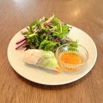 クリヤム - ランチ前菜