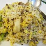 百香亭 - 叉燒生菜炒飯