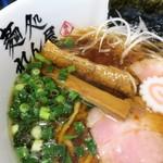 麺処れん屋 - メンマ