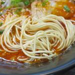 平九郎R - 麺(バリカタ)