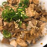 プルス ウルトラ - 肉ご飯