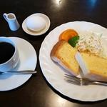 カフェ グラス - 料理写真:モーニング(全体)