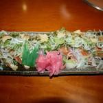 兵四楼 - へしこ寿司