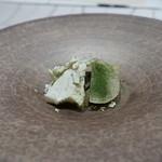 クイントカント - 青りんごと牡蠣