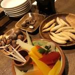 ワイン・チーズ&天然木 Unico -
