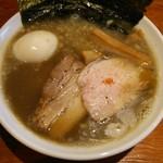 煮干しラーメン 謙 - 料理写真:煮干しラーメンDX