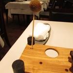 ルセット - 仏モンサンミッシェルのムール貝の香草パン粉揚げ