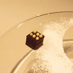 ルセット - チョコレートのサイコロ