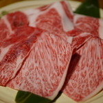 しぶや畑 - 追加の牛肉(肩ロース)