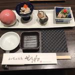 和食のお店 せきね - 料理写真:前菜