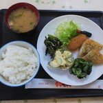 サナあわじ - 料理写真:ワンコインランチ