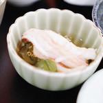北の幸 - 小鉢 酢の物