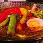 SOUP CURRY&HAMBURG 龍祈(TATSUKI) - 5辛で燃え上がる!