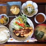 喫茶ゴリラ - 料理写真:日替わり定食