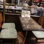 CAFE FLORIAN - 店内