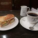CAFE FLORIAN - Bモーニング