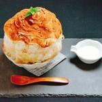 生肉専門店 焼肉 金次郎 - 濃厚ティラミス マスカルポーネチーズのエスプーマ仕立て