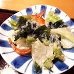 鳥茶屋 - サラダ