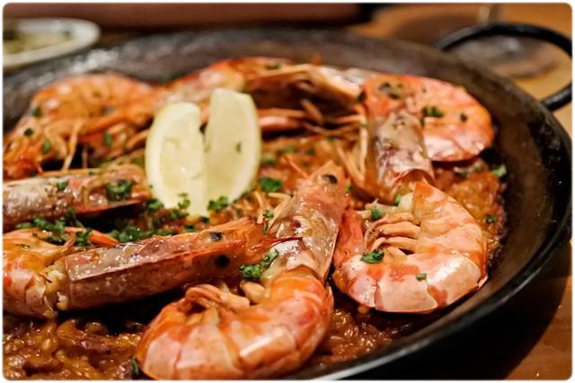 五反田漁師バルの料理の写真