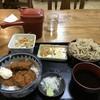 そば処やまさき - 料理写真:料理