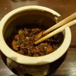 博多一瑞亭 - 高菜