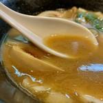 麺処 ほんだ - スープ