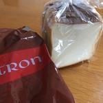 ル・ミトロン・食パン - プレーンな食パン。