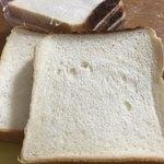 ル・ミトロン・食パン - 気泡は密。