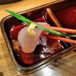 宮崎風土 くわんね - [料理] 真鰺 アップ♪w ②