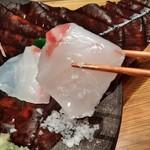 宮崎風土 くわんね - [料理] 石鯛 アップ♪w (天然塩)