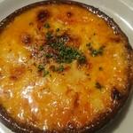 96469263 - ラクレットチーズ入りラザニア。