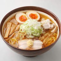 炙り味噌らーめん 麺匠 真武咲弥 - 名物! 札幌味噌ラーメン 味玉トッピング