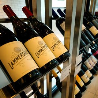 ■世界のワイン50種が飲み放題
