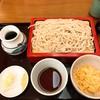 そば処松屋 - 料理写真:もりそば たぬき別注(620)