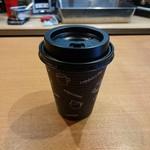 村上式珈琲焙煎店 - コーヒーは、カップ提供