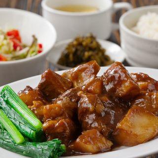 ランチ【お昼の定食でお腹も心も満たされます】