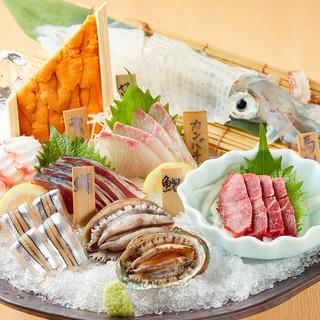 魚も野菜もおつまみも!九州・博多ならではの美味しさをお届け