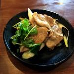 丸亀製麺 - 鴨は別皿で