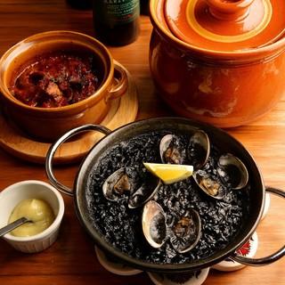 あまり馴染みのないスペイン料理を提案