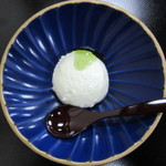 笹乃雪 - 豆富アイスクリーム