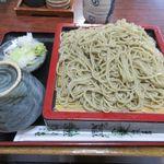 瀧乃家 - 料理写真:「大盛り」の「おおもり」